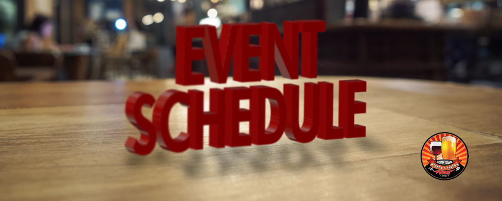 Event Calendar 9 6 9 12 Winery Amp Tavern Tour
